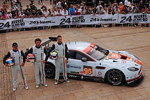 Le Mans Breaking news Racing on, Remembering Allan Simonsen