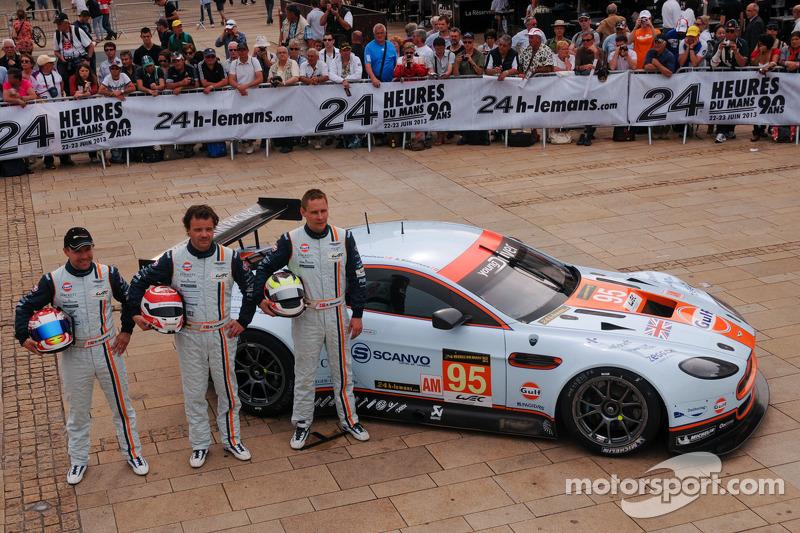 Racing on, Remembering Allan Simonsen