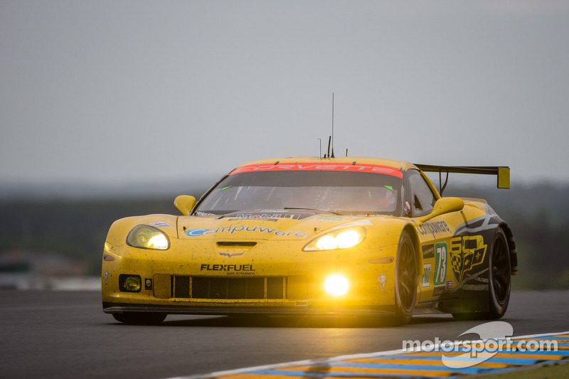 Corvette Racing completed the most demanding auto race in the world at Le Mans