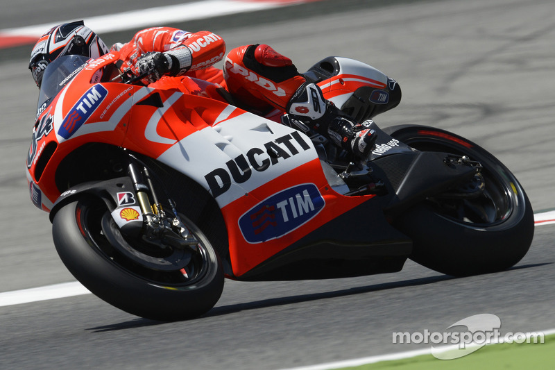 """Ducati team heads to the """"Cathedral"""""""