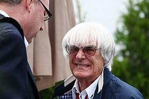 Formula 1 Breaking news Ecclestone tells race organiser Monza future safe