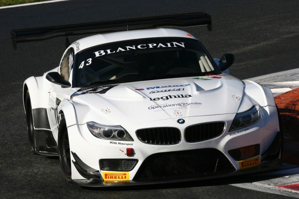 Saturday action in Paul Ricard for the Blancpain Endurance Series drivers