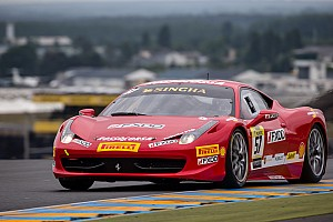 Grand-Am Qualifying report Jeff Segal qualify third for sunday's Six Hours of the Glen