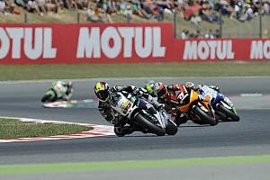 MotoGP Race report Double finish at Assen for Paul Bird Motorsport