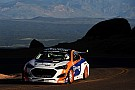 Hankook driver Paul Dallenbach sets time attack world record at Pikes Peak