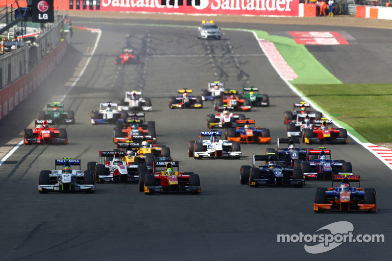 Title race heats up heading to the Nurburgring