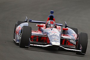 IndyCar Testing report Andretti sets fastest pace in Pocono open test day