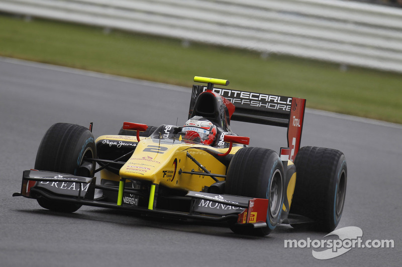 Beautiful pole position for Richelmi at the Nurburgring