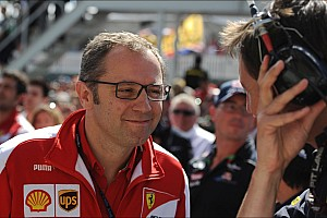 Formula 1 Breaking news Domenicali not commenting on Allison rumours