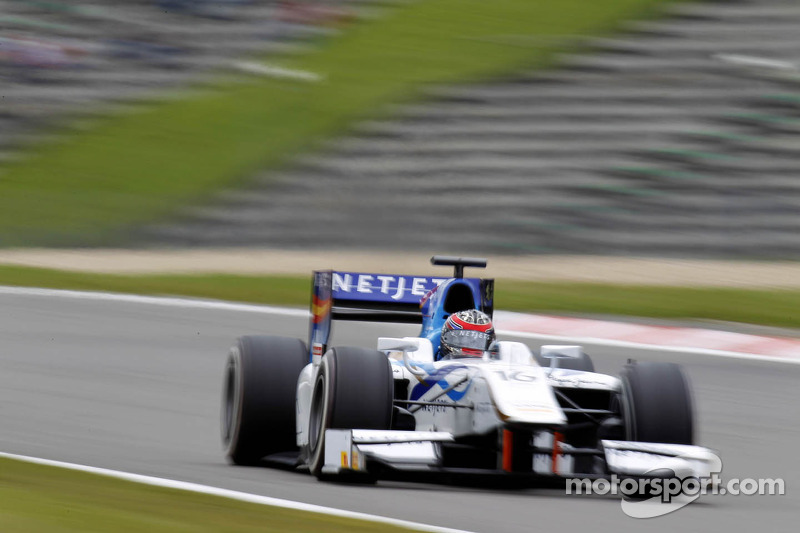 A weekend to forget in Nurburgring for the Barwa Addax Team