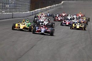 IndyCar Race report Team's best result for Marco Andretti at Pocono