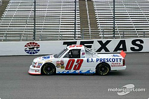 NASCAR Truck Preview Jones will make his third of five starts for KBM at Iowa Speedway