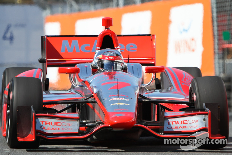 Sebastien Bourdais puts Chevrolet on ront row for race one in Toronto