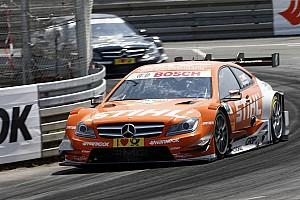 DTM Race report Mattias Ekström loses Norisring victory