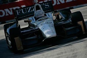 IndyCar Race report Early stall at standing start puts Carpenter in a hole on Race 2 at Toronto