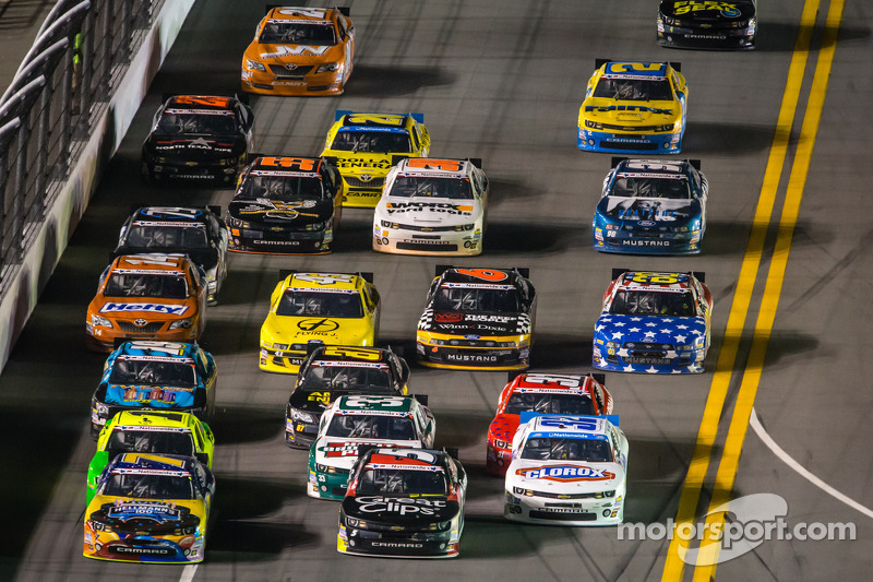 Windy City could fan flames of dramatic Nationwide Series championship