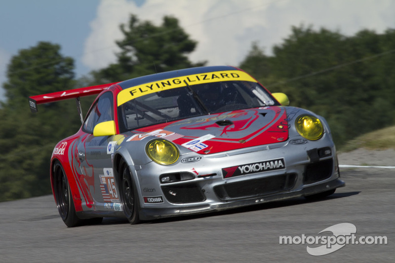 Flying Lizard qualifies 3rd and 5th at Motorsport