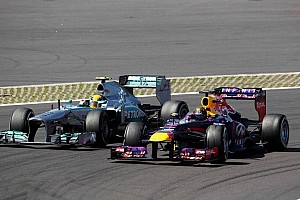 Formula 1 Breaking news Red Bull on track for another title - Wolff
