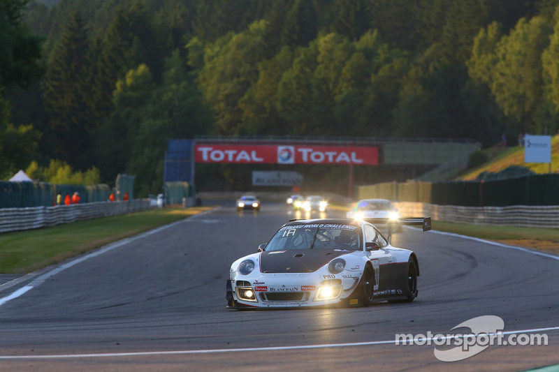 Nick Tandy as best Porsche pilot on fifth grid spot for 24 Hours of Spa