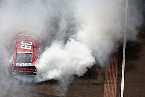 NASCAR Cup Race report Ryan Newman victorious in Brickyard 400