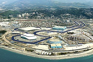 Formula 1 Breaking news Organiser rejects doubts over 2014 Russia GP