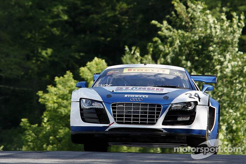 Pirelli World Challenge driver Duncan Ende looks for rebound