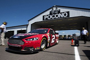 NASCAR Cup Interview Wolfe plans strategy for Sunday's Pocono race