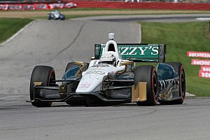 IndyCar Race report Carpenter takes 20th Sunday at Mid-Ohio