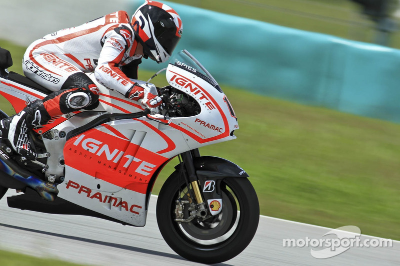 Spies and Iannone deal with past injuries on Friday at Indianapolis