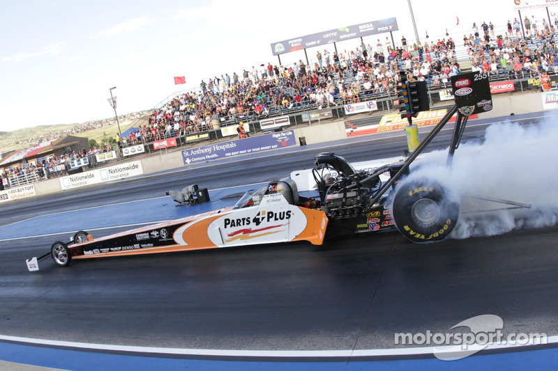 Beckman, Millican and Nobile secure No. 1 qualifying postions in Brainerd