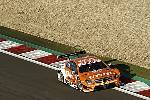 DTM Race report First series victory for Mercedes Junior Robert Wickens at Nürburgring