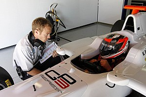 Formula 1 Breaking news Raikkonen jokes after testing GP3 car