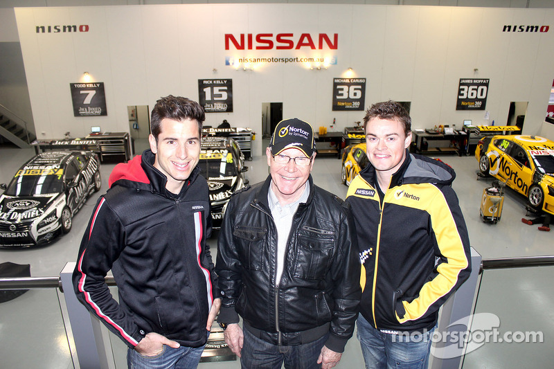 James Moffat signs multi-year driving deal with Nissan Motorsport