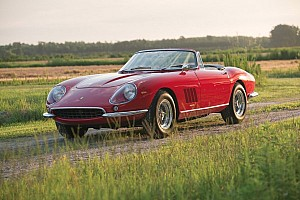 Vintage Special feature Ferrari 275 GTB bought at a record price by billionaire Lawrence Stroll