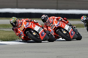 MotoGP Qualifying report Czech Republic GP: Dovizioso ninth, Hayden tenth in Brno qualifying