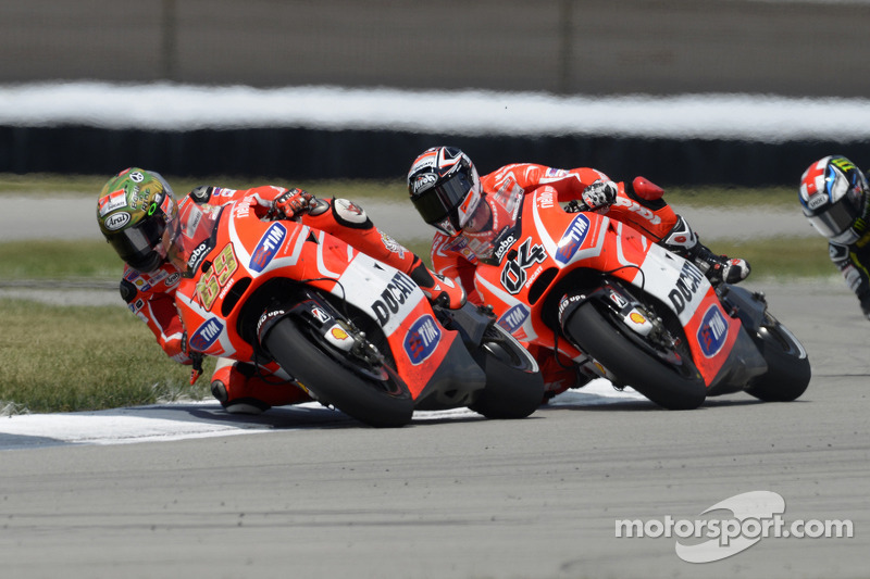 Czech Republic GP: Dovizioso ninth, Hayden tenth in Brno qualifying