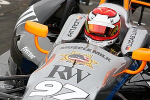 IndyCar Qualifying report Newgarden 17th, Luhr 25th on starting grid at Sonoma Raceway