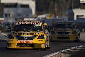 Supercars Race report James Moffat continues strong form at Winton Raceway