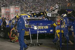 NASCAR Cup Breaking news Despite wrist injury, Truex Jr will continue to race