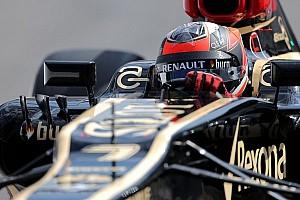 Formula 1 Analysis Salo doubts visor strip caused Lotus brake failure