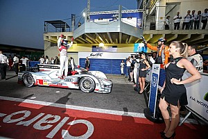 WEC Race report Audi one-two victory at WEC round in Brazil