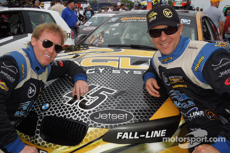 Busy weekend for Al Carter and Hugh Plumb on CTSCC race at Laguna Seca