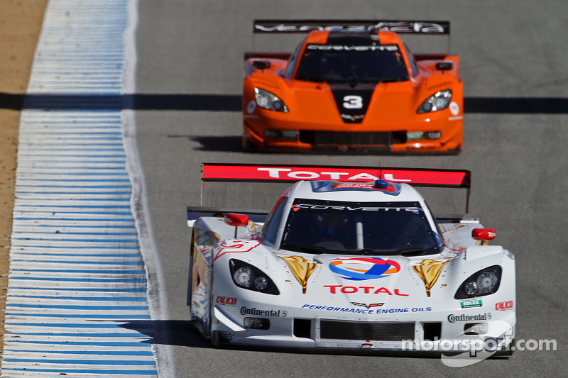 Tough day at the races for Action Express Racing at Laguna Seca