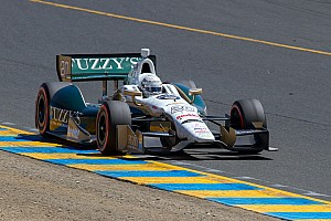 IndyCar Breaking news ECR keeps very busy despite 33-day layoff in IZOD IndyCar series in September