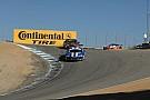 Lack of luck in both series for B+ Racing drivers at Laguna Seca