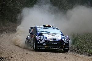 WRC Race report Neuville seizes second in Australia