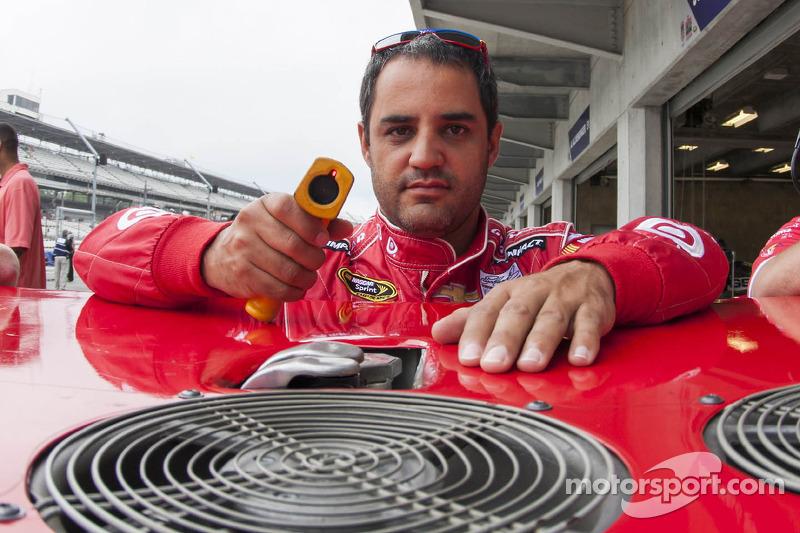 Montoya ready for Team Penske INDYCAR challenge