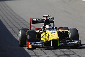 GP2 Qualifying report Richelmi won the 3rd row of the Race 1 grid in Singapore