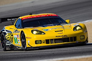 ALMS Qualifying report Corvette Racing at Austin: second and third in GT qualifying