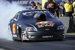 NHRA Qualifying report Hight, Langdon, Enders-Stevens and Arana Sr. qualify No. 1 at the FallNationals in Texas